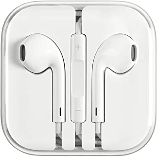 APPLE EarPods With Remote & Mic For Apple IPhone 5 5G and other Mobile Phones - White""
