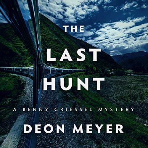 The Last Hunt cover art