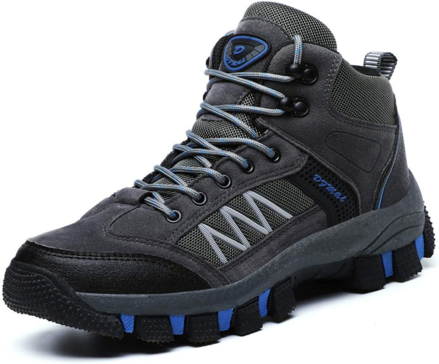 PEALAND Mens Hiking Boots f Wear-Resistant and Hiker Boots for Men
