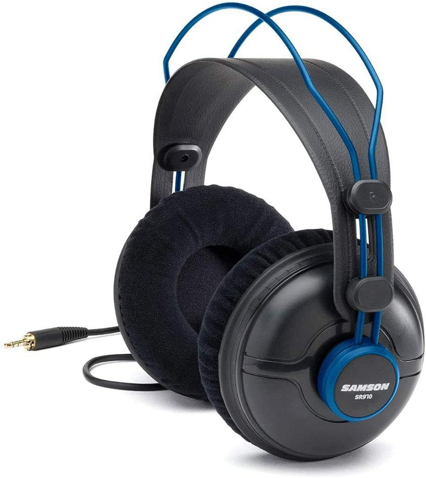 Samson SR970 Professional Studio Headphones Sales for sale Bac Closed Cheap super special price Reference