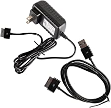 ELENKER ASUS Tablet Charger USB 3.0 Data Sync Cable Cord for Asus Transformer EeePad Tf300t Tf101 Tf700t Tf201 Tf600t