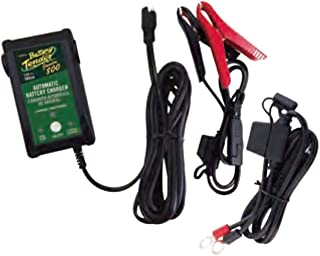 Output: 12 volts at 800 mA 220199 Junior 800 12-Volt Selectable Lead-Acid/Lithium Battery Charger