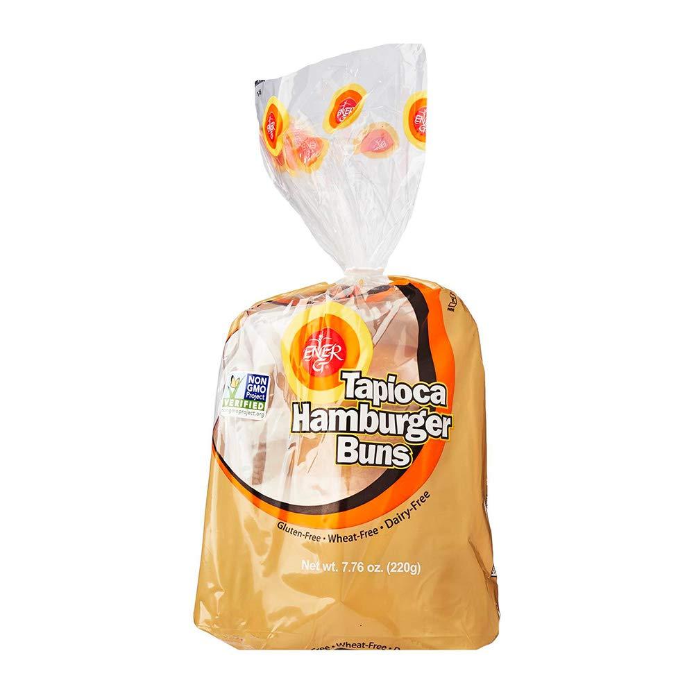 ENER G Super sale FOODS Tapioca OZ Buns Spasm price Burger 7.76