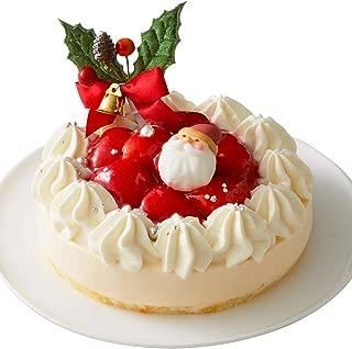 LeTAO(ルタオ) クリスマスケーキ ペールノエル 苺 ショートケーキ フルーツケーキ 4号12cm(2人〜4人)