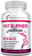 Best Diet Pills that Work Fast for Women-Natural Weight Loss Supplements-Thermogenic Fat Burning Pills for Women-Appetite ...