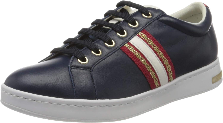 Geox Women's Low-Top Super beauty product restock quality top! us 5.5 unisex Sneakers