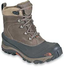 The North Face Men's Chilkat Winter Boots, Mudpack Brown, 12.5
