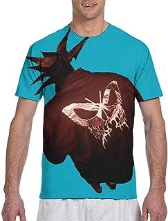 メンズ 半袖ナイトメアービフォアクリスマス Nightmare (6) Tシャツ 創意デザイン 原宿系 おしゃれ 男女兼用トップス 3d個性的tシャツ メンズ 夏服 おもしろtシャツトップス (吸汗速乾)