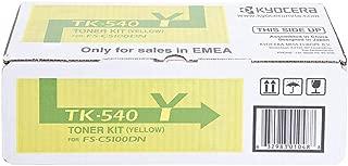 Mita Kyocera Toner Cartridge - Tk-540, Yellow