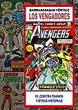 Bárrabasadas Vértice, los Vengadores: Contra Thanos y otras historias (Barrabasadas Vértice: Los cómics Marvel en España (1969-1983))