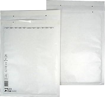 Weiss 285 x 370 mm 300 x Luftpolstertaschen Versandtaschen Umschläge Größe H//8