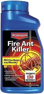 BioAdvanced 502832 Fire Ant Killer Dust, 16-Ounce