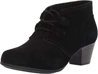 Best clarks black suede ankle boots Reviews