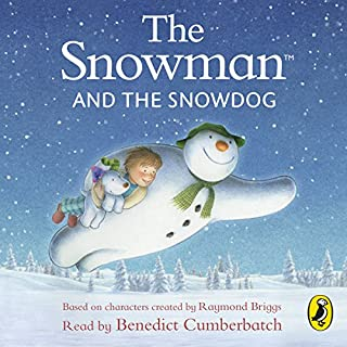 The Snowman and the Snowdog cover art