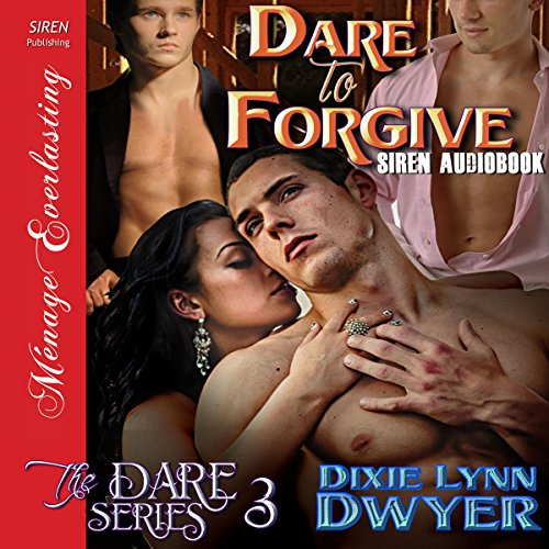 Dare to Forgive     The Dare Series, Book 3              By:                                                                                                                                 Dixie Lynn Dwyer                               Narrated by:                                                                                                                                 Olivia Peppersmith                      Length: 4 hrs and 35 mins     29 ratings     Overall 4.5