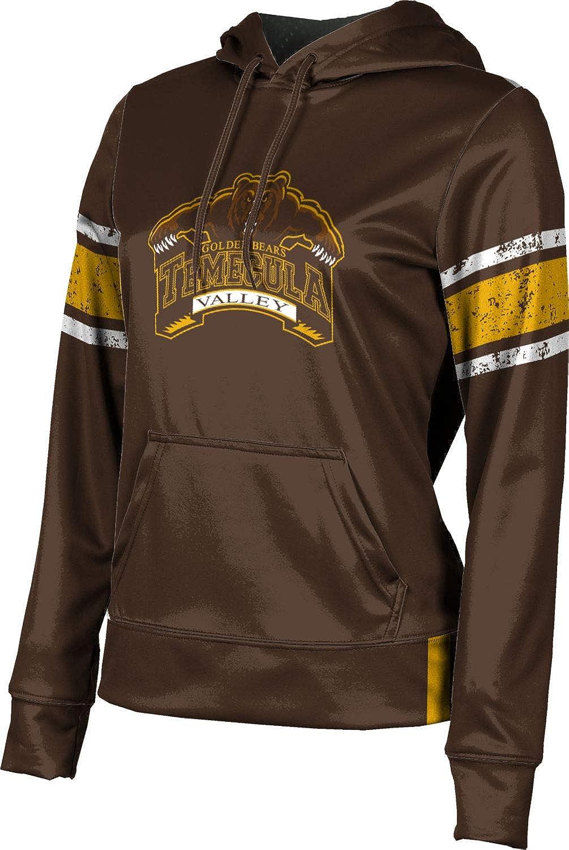 ProSphere Temecula Valley High School Girls' Pullover Hoodie, School Spirit Sweatshirt (End Zone)