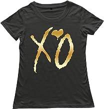 Las mujeres de oro de XO Logo camiseta