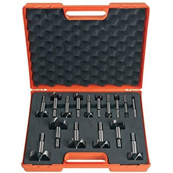 2-11//64-Inch 55mm CMT 537.550.31 Forstner Bit 10mm Shank Diameter