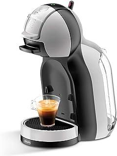 NESCAFE Dolce Gusto por KRUPS Gusto Mini Me Máquina automática de Cápsula de Café, Gris/Negro - KP123B40
