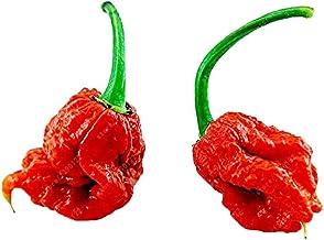 C-Pioneer 50 Pcs Carolina Reaper Seeds Hottest Pepper On Earth Home Garden Vegetable Plant