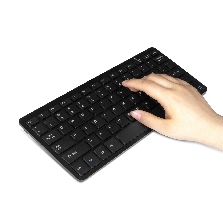 Teclado y Mouse Set Mini en Negro para Samsung Smart TV UN40EH5300 F: Amazon.es: Electrónica
