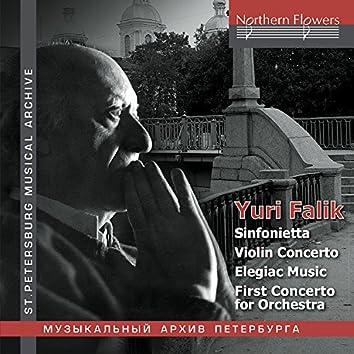 Falik: Orchestral Works