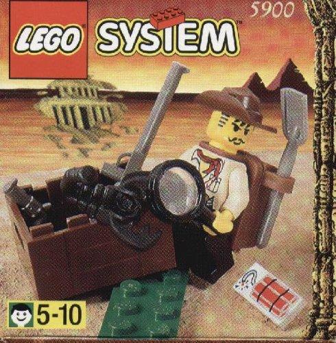 Lego Sistema 5900Adventurer/SAM Grant