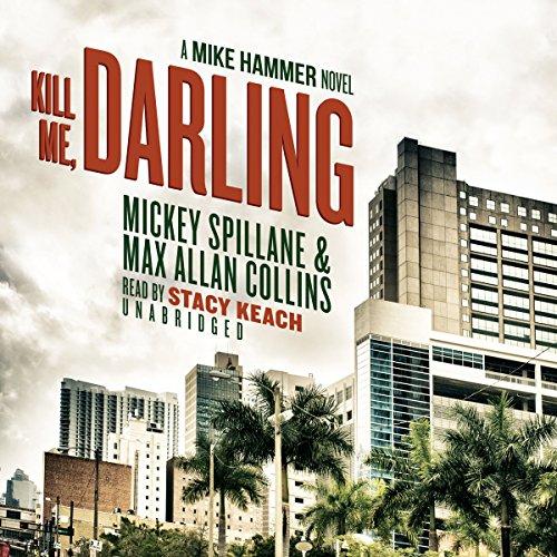 Kill Me, Darling audiobook cover art