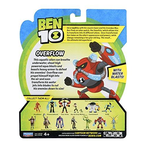 Ben 10 Overflow Basic Action Figure
