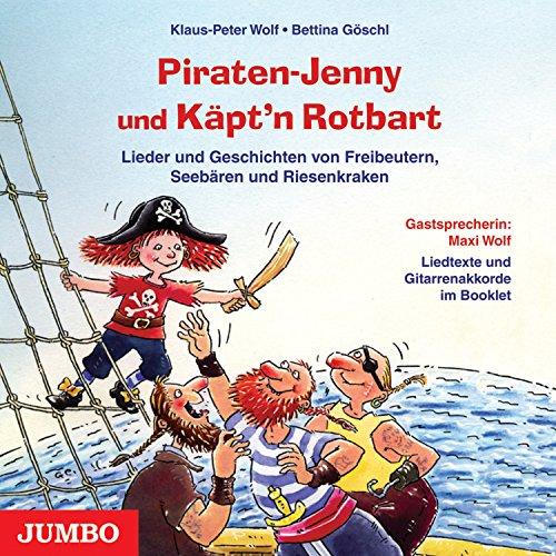 Piraten-Jenny und Käpt'n Rotbart Titelbild