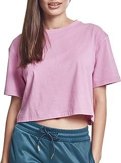Urban Classics Ladies Short Oversized Tee Maglietta Donna