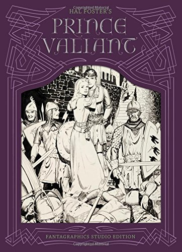 Fantagraphics Studio Edition: Hal Foster\'s Prince Valiant