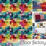 floor factory Alfombra Moderna de Lana Festival...
