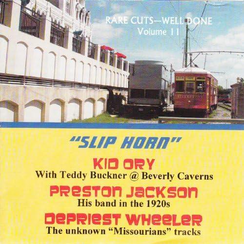 Kid Ory, Preston Jackson & De Priest Wheeler