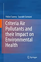 Criteria Air Pollutants and their Impact on Environmental Health