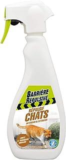 comprar comparacion BARRIERE REPULSIVE Barrera repulsiva ChaPRET500N Repelente de Gatos para Interior y Exterior, Listo para Usar, 500 ml, no ...