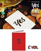 Cバージョン / TWICE 6th Mini Album - YES OR YES トゥワイス ミニアルバム ◆初回限定特典+KOKOKOREA限定特典付き 【ポスター折りたたんで発送】 [並行輸入品]