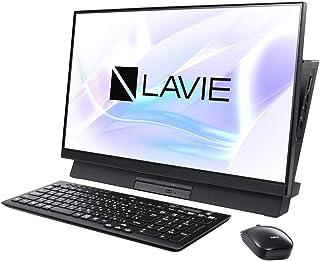 NEC 23.8型デスクトップパソコン LAVIE Desk All-in-one DA600/MAB3(Core i7/ メモリ 8GB/ SSD 512GB/ DVD)Microsoft Office Home & Business 201...