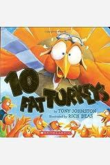 10 Fat Turkeys (Fiction) Board book