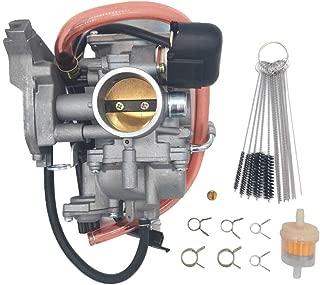 0470-537 0470-667 For Arctic Cat ATV 400 Carburetor Carb Auto Manual 4X4 CVK 34-AE Pumper 2006-2007 ATV 400 TBX Carb