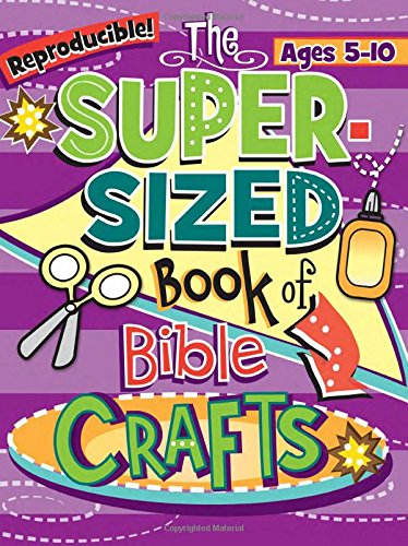 Compare Textbook Prices for The Super Sized Book of Bible Crafts 1 Edition ISBN 9781584111504 by RoseKidz