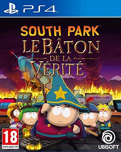 South Park: Le Bâton de la Vérité HD PlayStation 4 [Importación francesa]