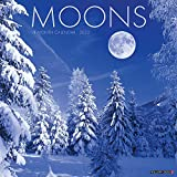Moons 2022 Wall Calendar