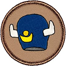 Order of The Water Buffalo Patrol Patch - 2