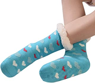 Kininana Christmas Sweatshirt Women Casual Santa Print Xmas Pullover Tops Casual Comfy Cotton Long Sleeve Jumper Blouse