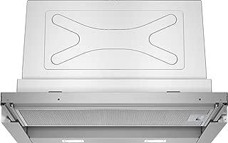 Siemens 西门子 LI67RA530 iQ300 平板罩 / 59.8 厘米/风扇功率 / 银色金属