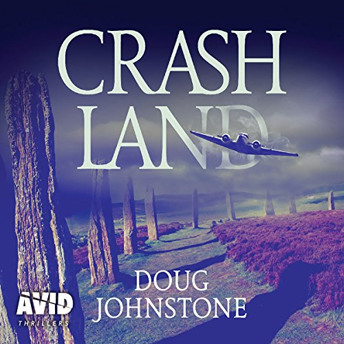 Crash Land audiobook cover art
