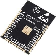 Dasd1asd12 Módulo de Placa de Desarrollo, ESP32-WROOM-32 ESP-WROOM-32 ESP-32S ESP-D0WDQ6 Dual Core 32Mbits 4MB SPI Flash Modo UART Módulo SMD WiFi for Arduino