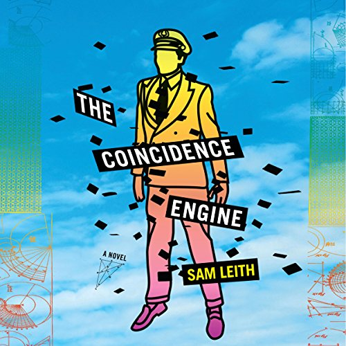 Coincidence Engine audiobook cover art