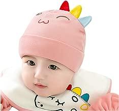 Goddesslili Baby Hats 6-18 Months Boys/Girls Unisex, Cute Cartoon Dinosaur Warm Winter Beanie Hat Daily Outdoor Wear